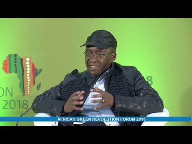 Youth Town Hall Rwanda : Unlocking Agripreneurship