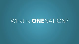 What Is OneNation? - Presented by Christopher Life