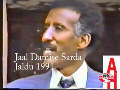 J. DAMISSEE  SARDAA  JALDUU WAAJJIRAA ABO TII 1991
