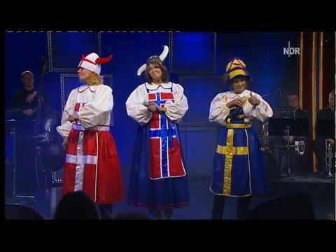 Gitte Wencke Siw  -  Nordic Girls