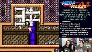 We Play Your Mega Maker Levels LIVE! #11