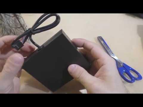 """All In 1 Internal Card Reader USB 2.0 3.5"""" - распаковка и установка"""