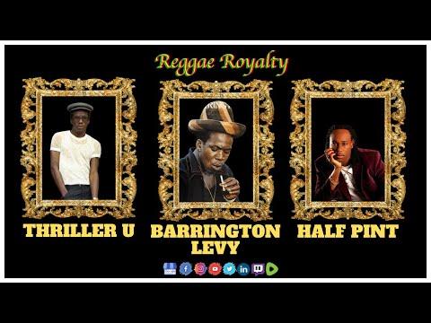 Official Reggae Essentials ft Barrington Levy, Thriller U, Half Pint  [2020  Mix] ❤️💛💚