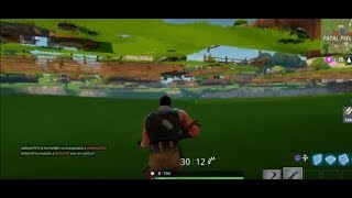Fortnite: Bug under the ground