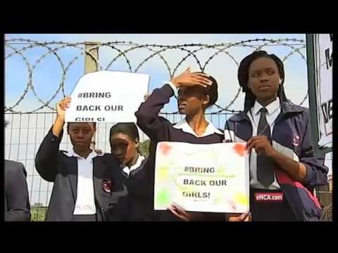 A Durban School joins #Bringbackourgirls fight