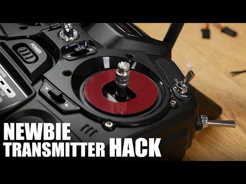 Newbie Transmitter Hack | Flite Test
