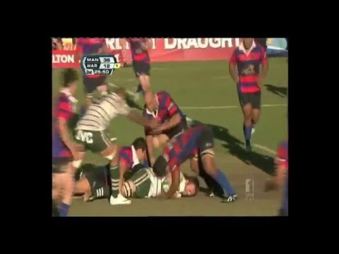 Ben Seymour Rugby Highlights November 2012