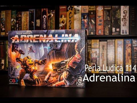 Perla Ludica 114 - Adrenalina