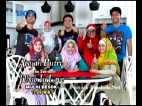 Fatin - Proud Of You Moslem OST. Jilbab In Love RCTI