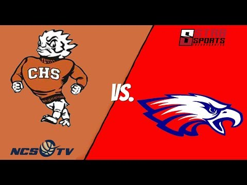 Coalinga vs Firebaugh High School Boys Basketball 1/22/19