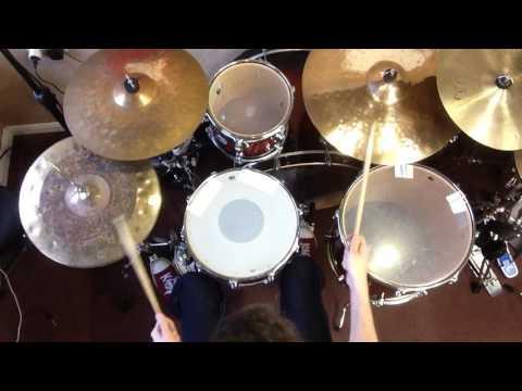 Chris Tomlin - Jesus (Drum Cover by Dex...