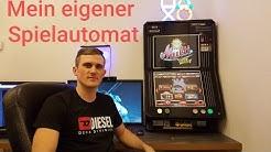 Mein eigener Spielautomat Merkur Multi 5