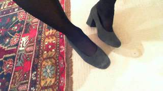 Nylon foot teasing request Thumbnail