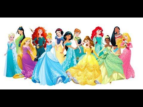 Thingamavlogs Disney Princess Livestream
