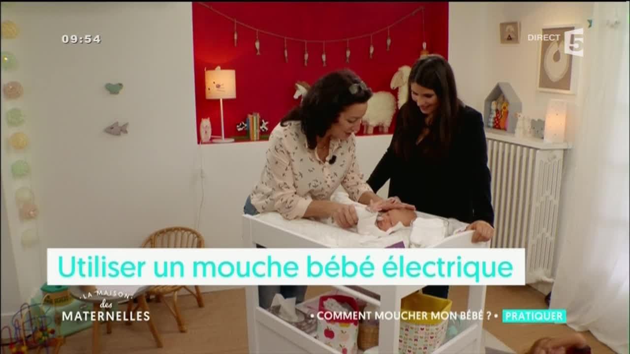 Comment Moucher Mon Bebe La Maison Des Maternelles Youtube