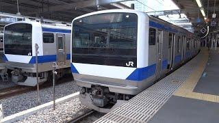 ひと段落の上野東京ライン品川駅/Ueno-Tokyo Line Shinagawa Staion/2015.03.16