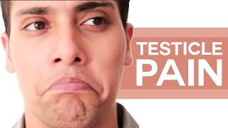 Testicle Pain Get the Facts on Causes!