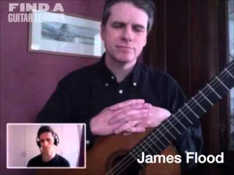Guitar Lessons with Cleveland Guitar Teacher James Flood