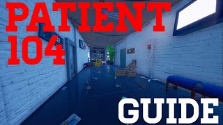 How To Complete Patient 104 By Rynex And Juxi - Fortnite Creative Guide