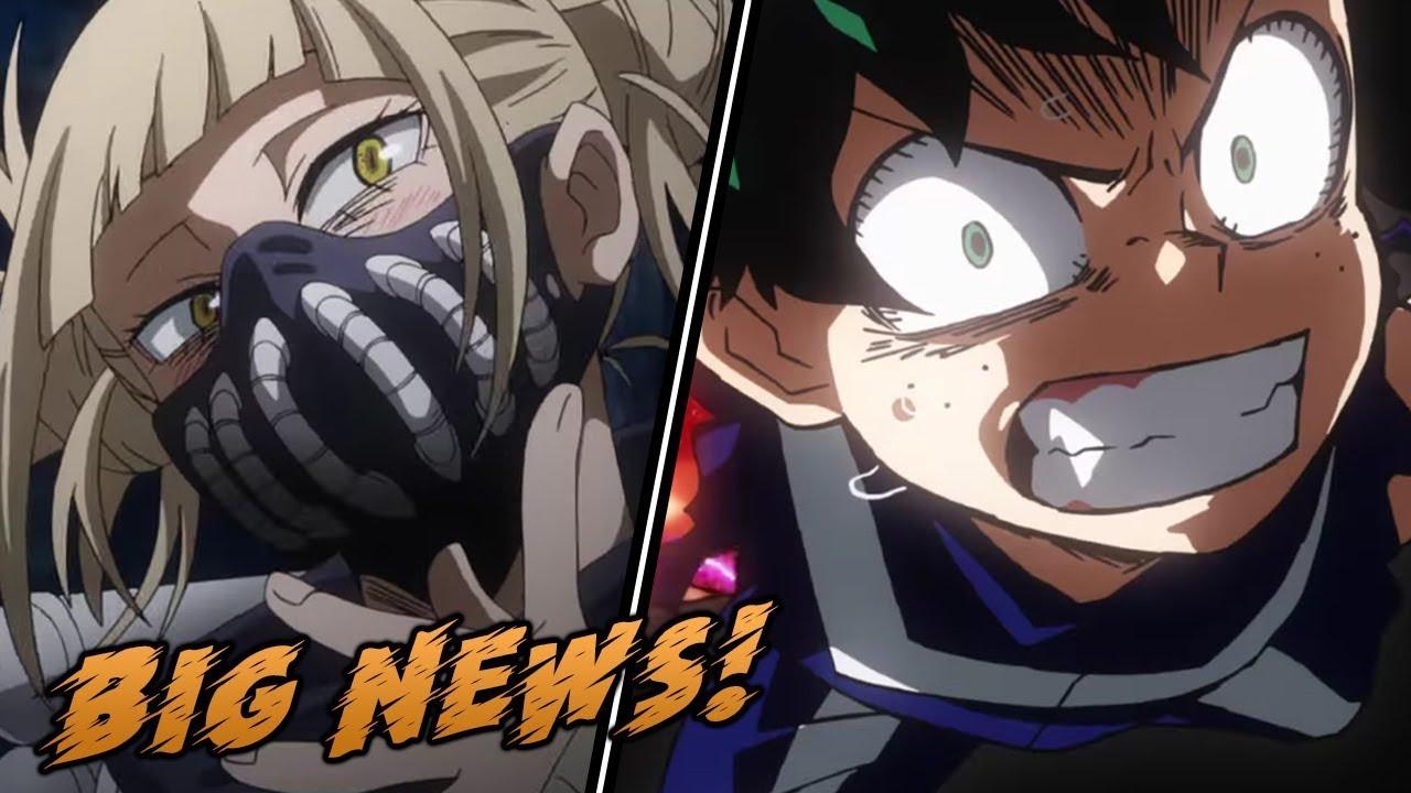 Boku No Hero Academia Season 3 Stream
