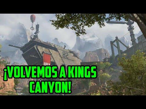 ¡VOLVEMOS A KINGS CANYON MAÑANA! NUEVO MODO DE JUEGO TEMPORAL APEX LEGENDS