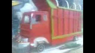 JHELUM TELENT.....SMALLEST TRUCK IN THE WORLD Post By rAzA