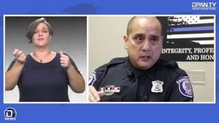 Police & Deaf Citizen Contact