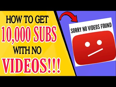 How I Reached 10K Subscribers Without A Single Video (3 Simple Steps)