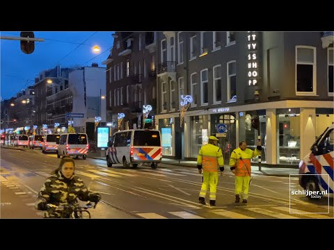 Amsterdam Police - January 17, 2020 17:29