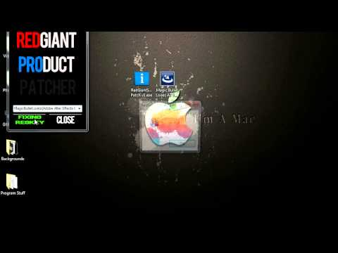 How to get Magic Bullet looks For After effects Cs4/Cs5