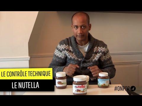 Contrôle technique des Pigeons : Le Nutella
