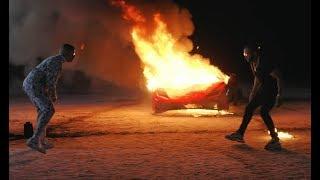 """Gambar cover Rodrigo Films revela que realmente quemaron """"Lamborghini"""" de """"El Alfa"""" en vídeo """"La Romana"""""""
