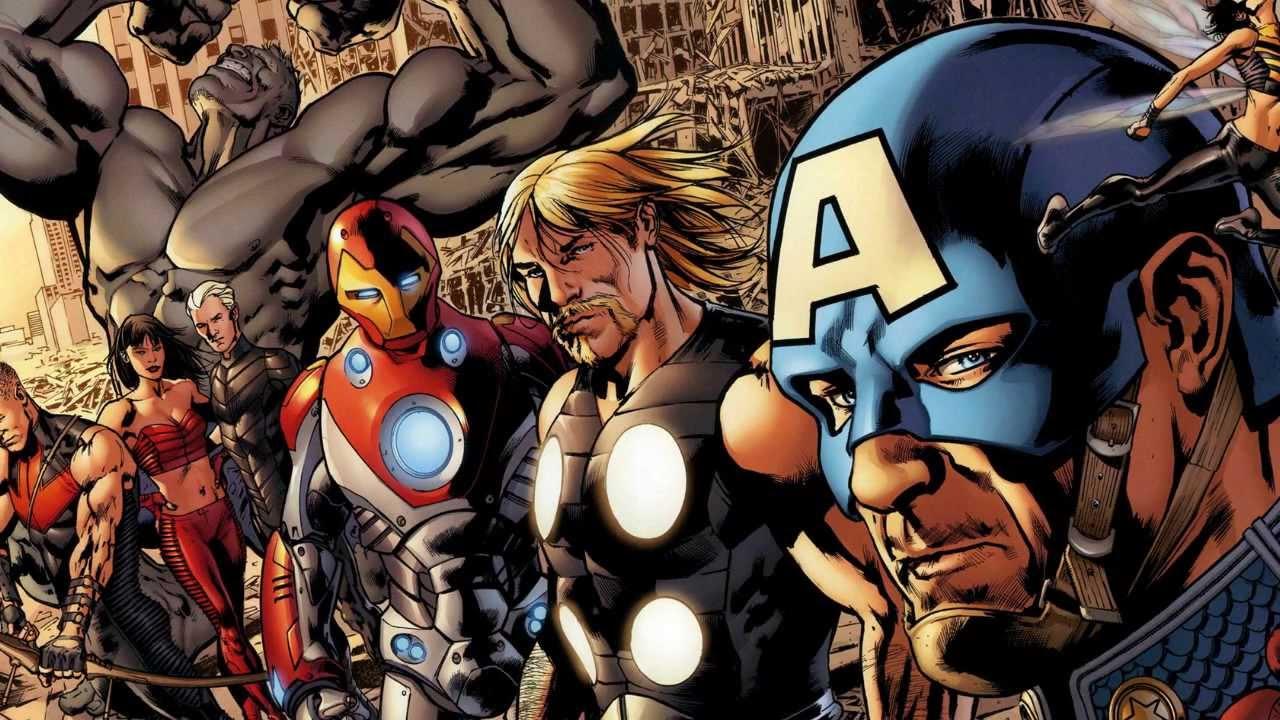 Personajes De Marvel: Los Mejores Personajes De Marvel Y DC Comics En La