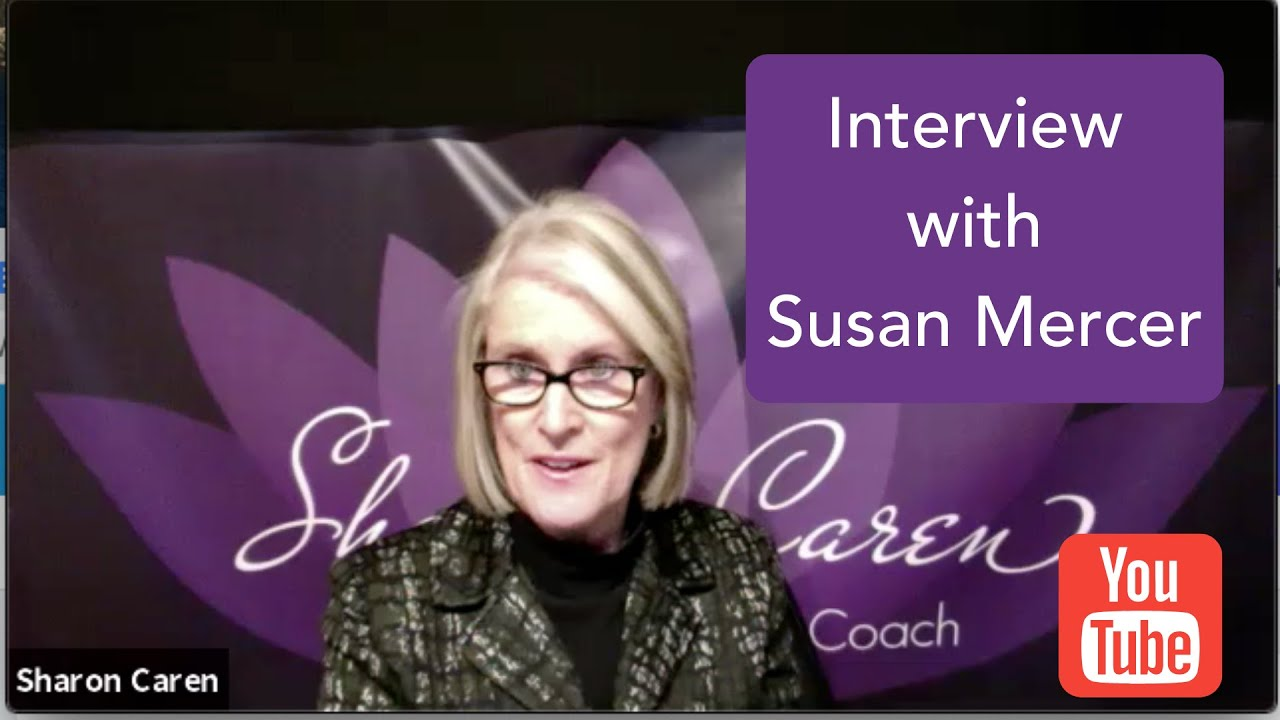 Interview with Susan Mercer!