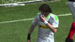 Fifa 14 PS4 - Pro Club Online Match - Mean Machine #11