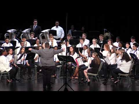 Clinton HS Band - Sonatina for Band - Frank Erickson