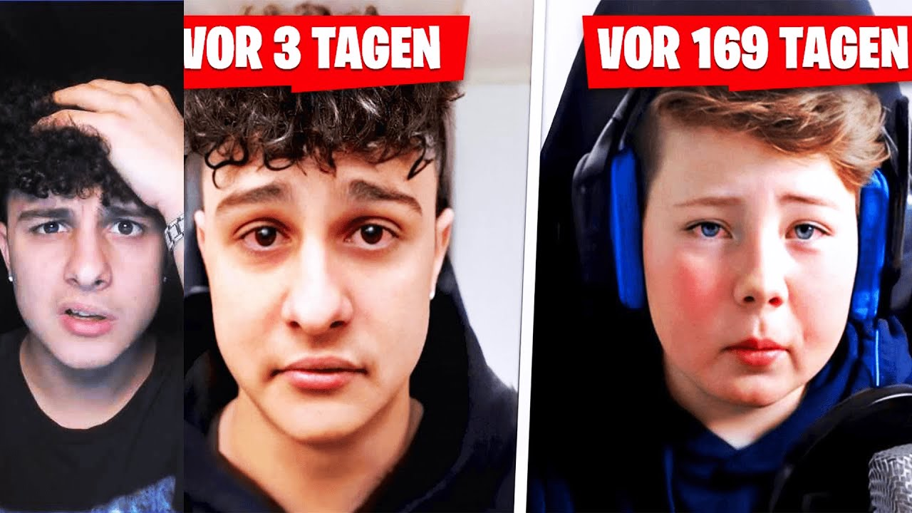 Simex reagiert auf 7 Fortnite Kinder, die ihre Karriere ruiniert haben (ICH BIN DABEI, Nikeboy...)