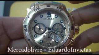 Video Relógio Invicta 0074 Pro Diver 18k Masculino download MP3, 3GP, MP4, WEBM, AVI, FLV April 2018