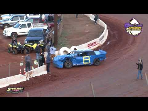 Feature Thunder Bombers @ Cherokee Speedway Jan  26, 2020