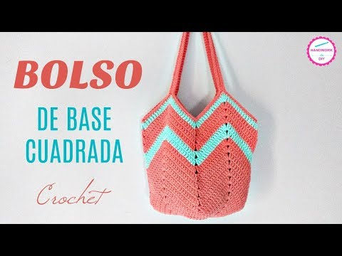 easy-crochet-bag-/-diy-handwork