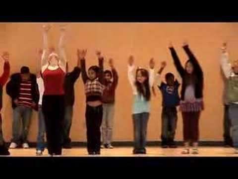 Alvin Ailey Dance Company at Bret Harte Elementary School