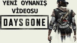 Days Gone İle Yeni İlerleyiş Yolları
