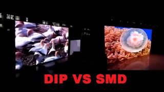 видео dip светодиоды