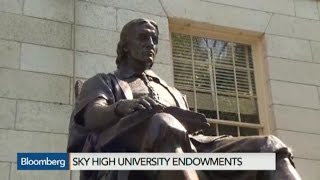 Well-Endowed U.S. Universities Getting Richer: Here's Why