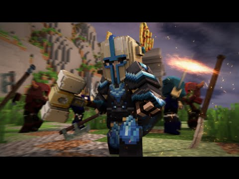 Warlords: Domination - Cinematic Trailer [Minecraft Animation]