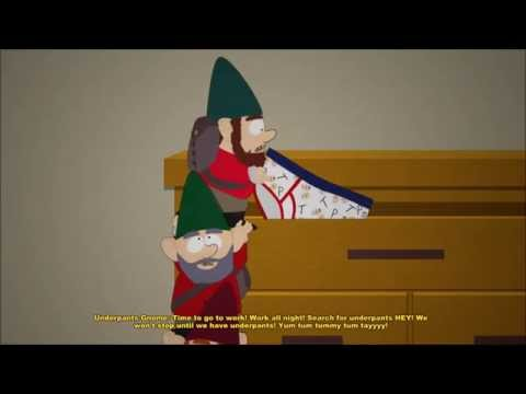 South Park The Stick of Truth. Underpants Gnomes (New Kid Voice)