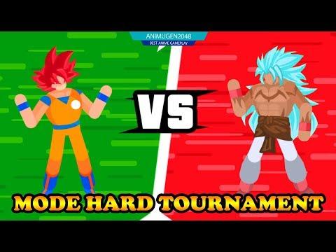 💛 GOSU SSJ GOD vs GOSU SSJ8 💛 STickman Warriors Fighter Street APK#2 - Unlock ALL Character #FHD - 동영상