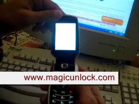 How to enter DEFREEZE AND UNLOCK code in Samsung SGH P-910 & almost samsung@ www.magicunlock.com