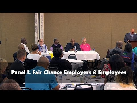 Fair Chance Business Summit 2016: Panel on Employers & Employees