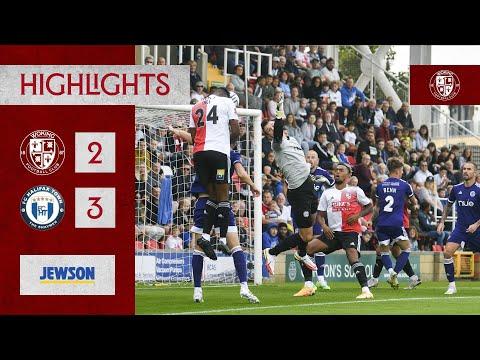 Woking Halifax Goals And Highlights